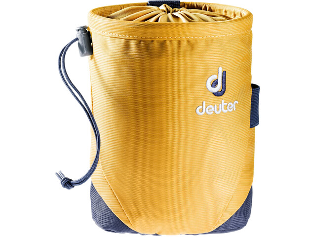 deuter Gravity Kalkpose L, gul/blå